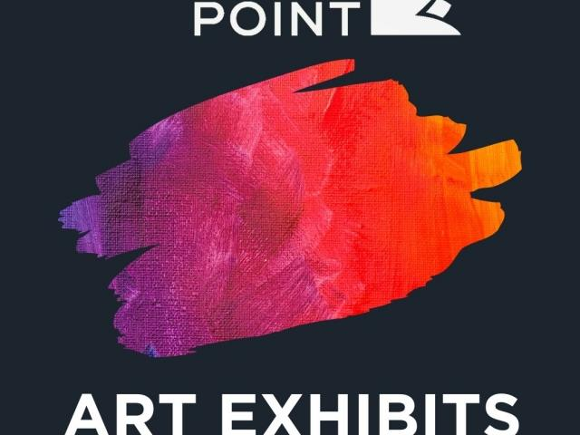 Art Exhibits at The Point