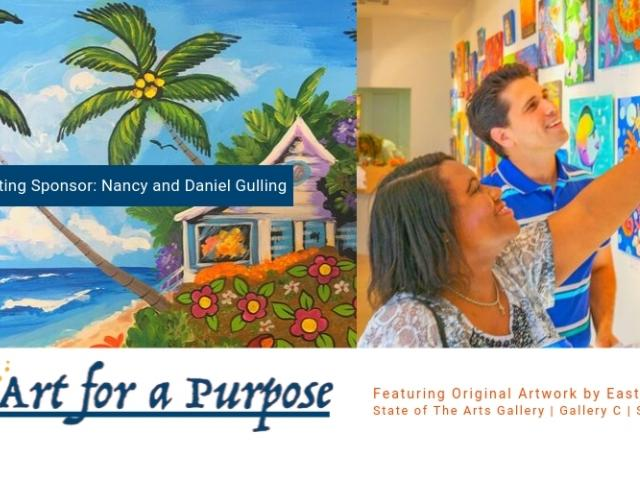 2019 Art For a Purpose Art Show