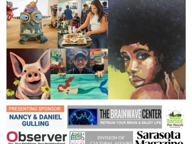 2019 Art For a Purpose Art Show - Thanks to our sponsors