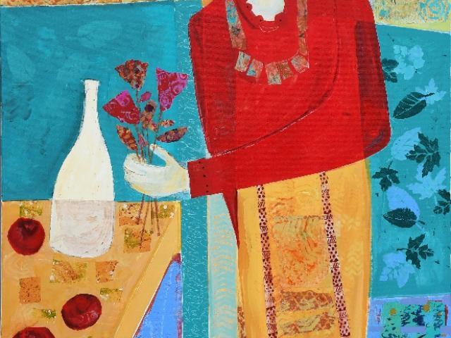 """The Bride"" by Liz Cole"