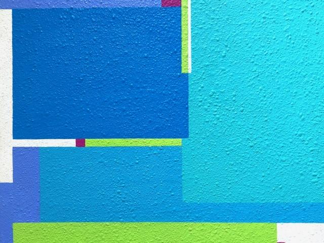 "Art Uptown presents ""Playful Geometrics,"" an Abstract Exhibit by Gillian St George"