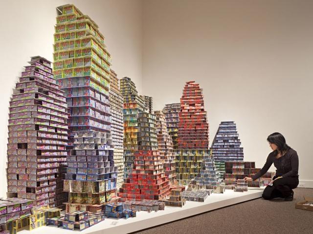 Artist Talk: Jean Shin