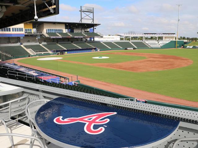 Atlanta Braves Spring Training Complex | Visit Sarasota