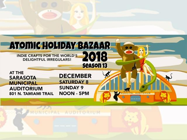 Atomic Holiday Bazaar Season 13
