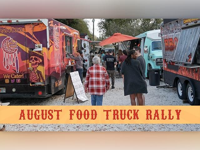 August Food Truck Rally