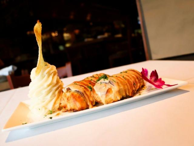 Our Fabulous Seafood Strudel