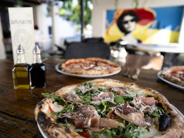 Brick-oven Neapolitan Pizza