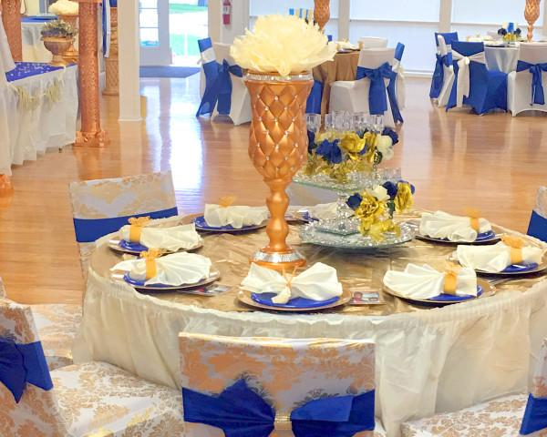 """""""John Chidsey"""" Bayfront Community Center - The space can accommodate 80 guests for a sit down catered function or up to 175 theater seating style!"""