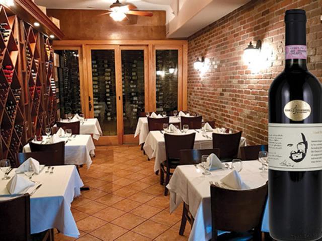 Wine Dinner - Wine Dinners at Bevardi's Salute Restaurant in downtown Sarasota, Florida.
