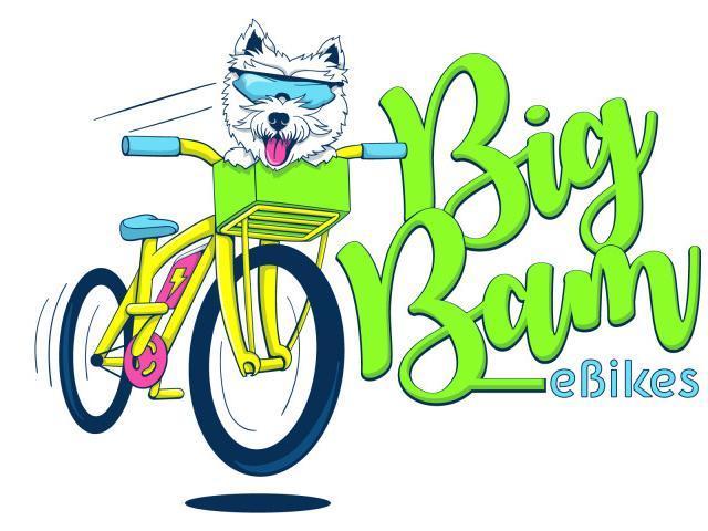 Big Bam Bike Logo