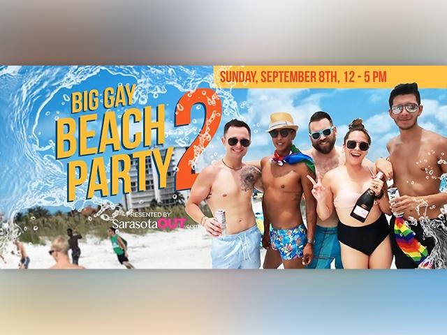 Big Gay Beach Party 2