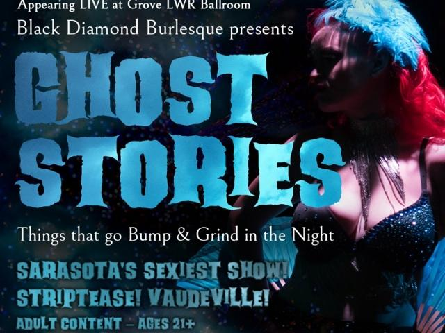 Black Diamond Burlesque's Ghost Stories