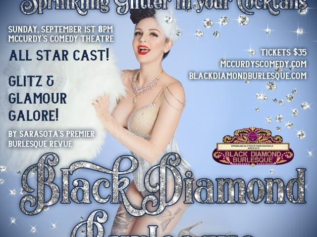 Black Diamond Burlesque's Ninth Anniversary Show
