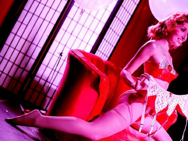 Black Diamond Burlesque's Valentines Show