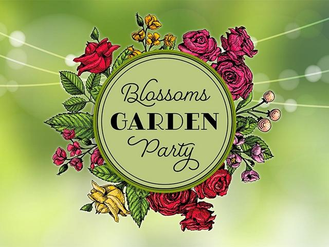 Blossoms Garden Party