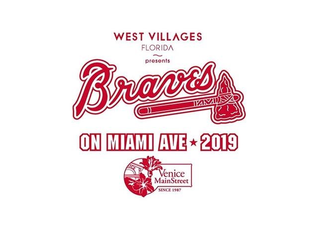 Braves on Miami (Ave) Block Party