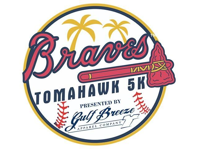 Braves Tomahawk 5k