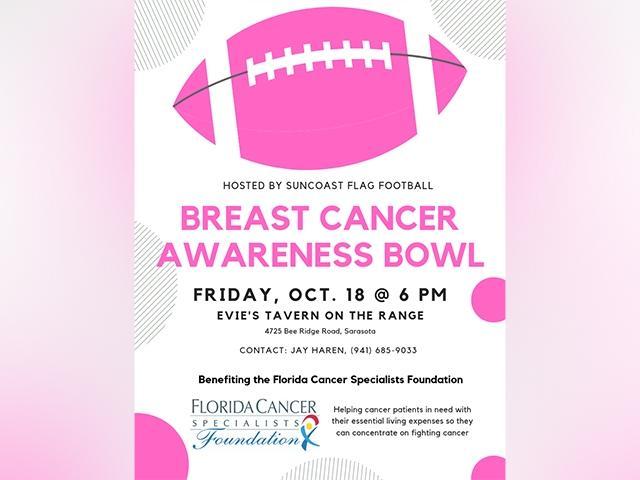 Breast Cancer Awareness Bowl