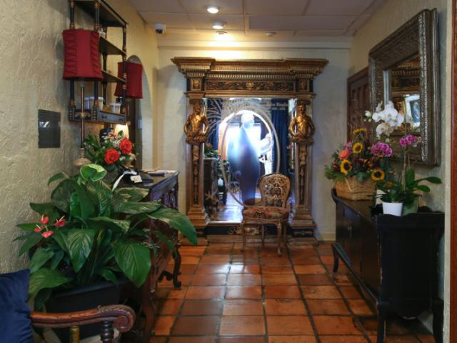 decor refresh - Originally John Ringling's real estate office, Cafe L'Europe has been a local landmark since 1973. Impeccable cuisine, friendly yet professional service, and a refreshed traditional fine-dining decor are just some of the staples you can expect when you set foot in our little slice of heaven.