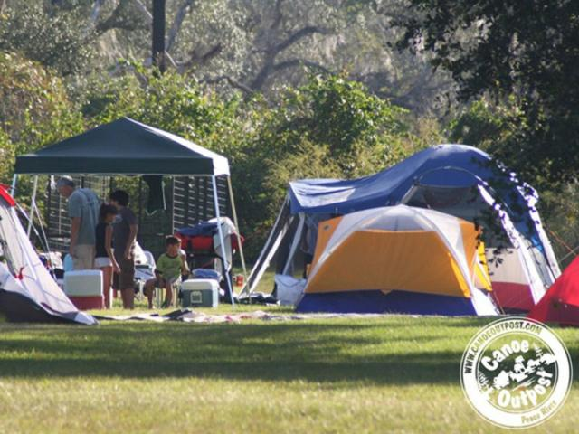 Camping - Bring your own camping gear or rent from us. We can also deliver your camping gear to a reserved campsite.