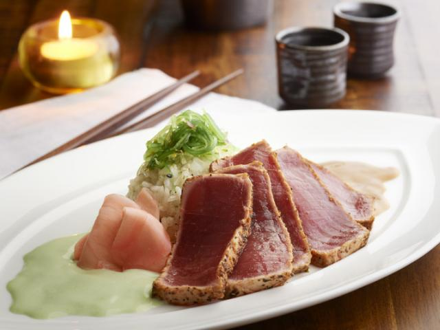 Spiced Ahi Tuna