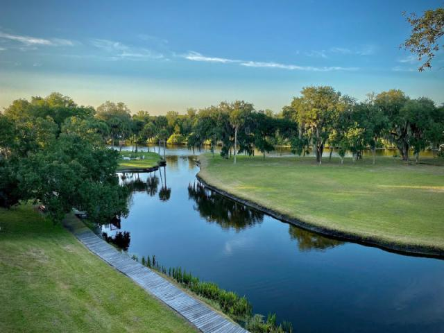 Christian Retreat - Christian Retreat Conference Center, 110 acres situated along the lush banks of the Manatee River east of Bradenton, Florida.
