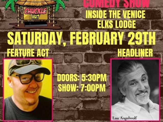 Chuckle Hut Comedy Show - Venice