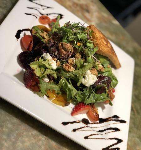 Beet salad - Beet salad