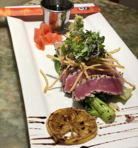 Saku Tuna - Lunch tuna