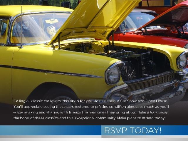 Colonial Park's Classic Car Show