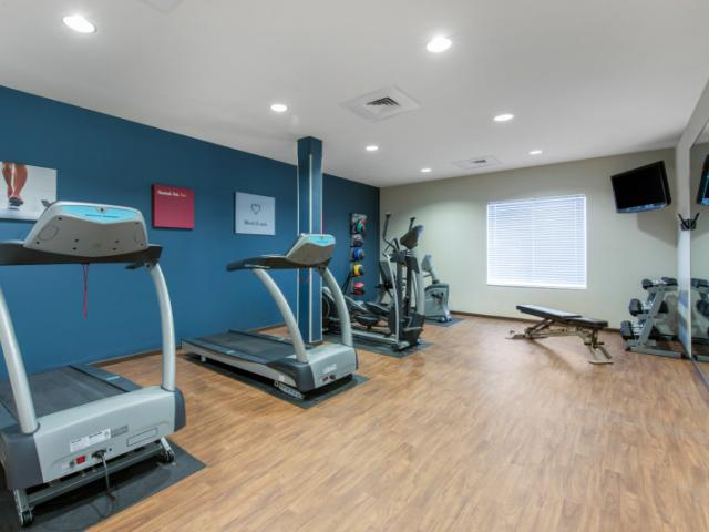 Fitness Center - 24 Hour state-of-the-art Fitness Center
