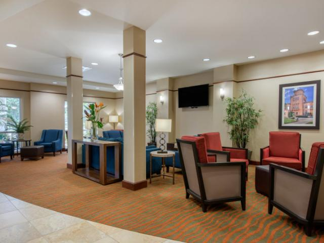 Lobby - Lobby, warm and welcoming.