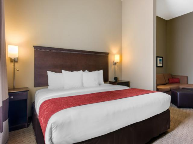 Guest Room - Large spacious suites with all the amenities you would expect.