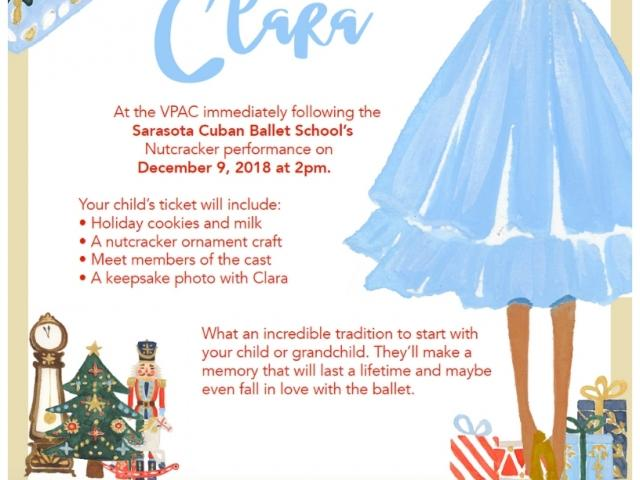Cookies with Clara