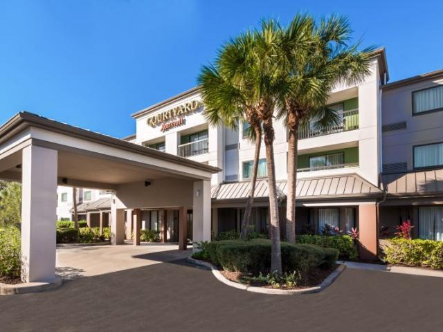 exterior hotel view - Courtyard Sarasota Bradenton Airport