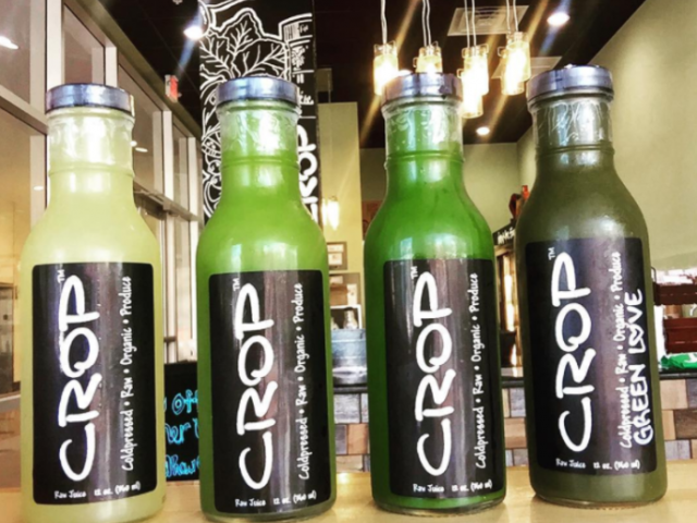 Drink Your Leafy Greens - 100% Organic Cold Pressed Juices