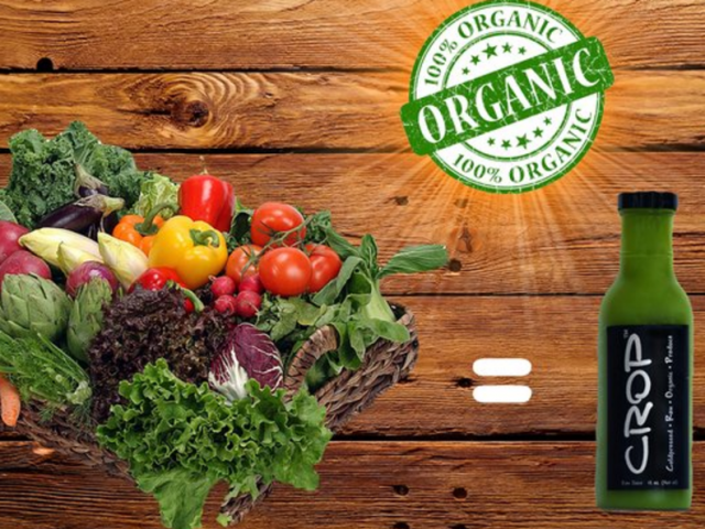 Cold Pressed Juices - Cold Pressed, Raw, 100% Organic Juice Packaged In Glass!