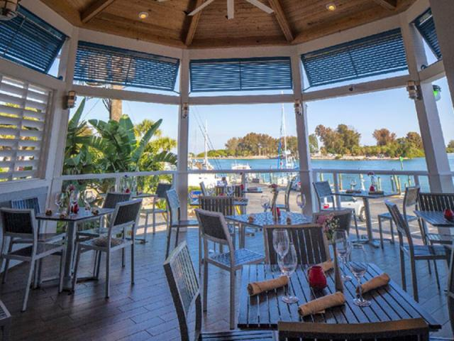 Waterfront Dining - Outdoor Patio Weather Permitted