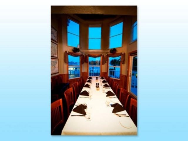 Private Dining Room - Dinner in our Private Dining Room. Holds up to 16 people