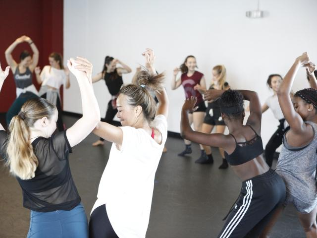Day of Dance - Adult Classes  PC: Sorcha Augustine