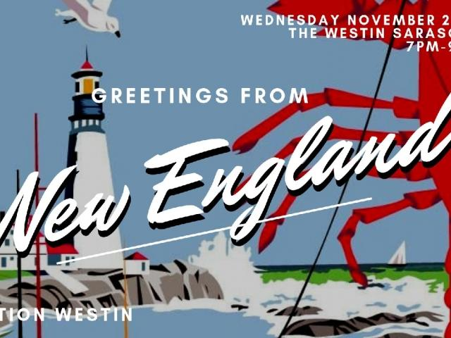 Destination Westin | Greetings from New England