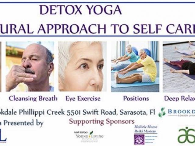 Detox Yoga: Natural Strategies for Self Care