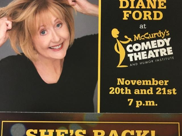 Diane Ford Stand-Up Comedy Special