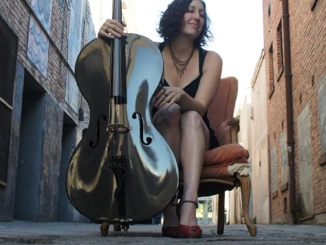 Dirty Cello at Fogartyville Community Media and Arts Center