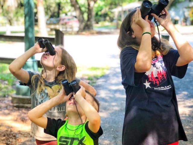 Discovery Saturdays: Birds of Arlington Park
