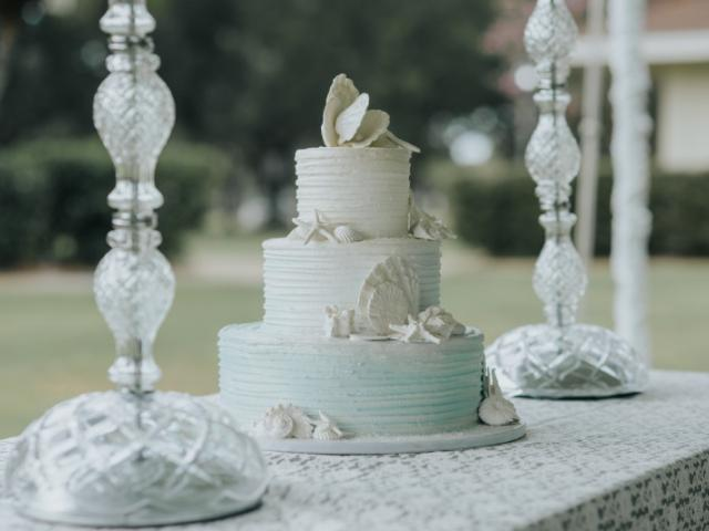 Divine Chapel of Love Cake - Divine Chapel of Love Cake