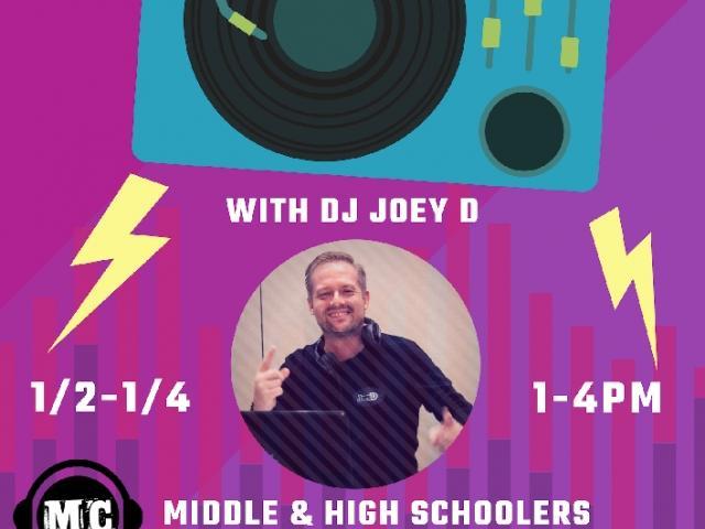DJ Camp at Music Compound