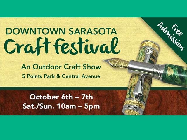 Downtown Sarasota Craft Festival