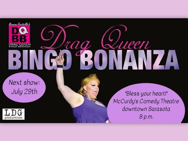 Drag Queen Bingo Bonanza