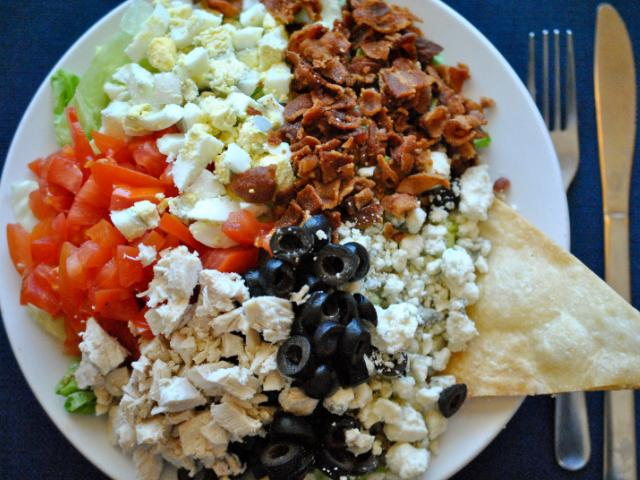 Dutch Valley's Cobb Salad